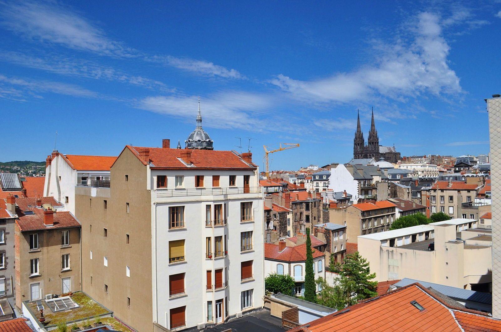 Vends appartement 123m², T6- 4chambres,vue dégagée, rue Maréchal Foch, JAUDE, Clermont-Ferrand (63)