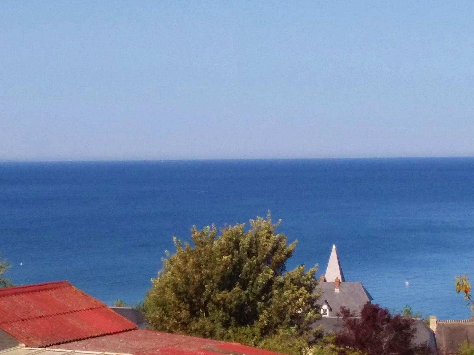 Vends appartement vue exceptionnelle - 3chambres, 122m²- Bernerville sur Mer