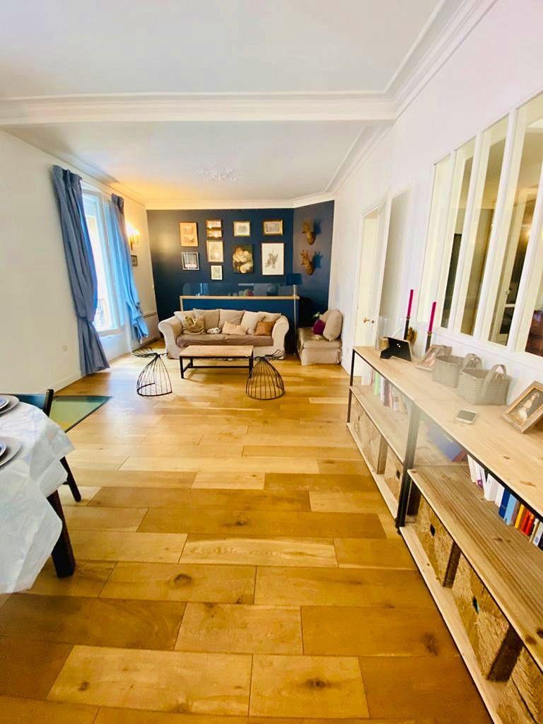 Vends appartement T4familial - 93m² - Asnières-sur-Seine (92)