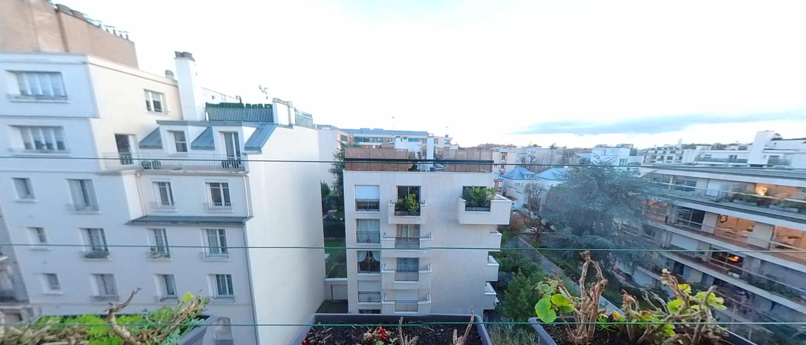 Vends appartement familial de 95m² à Neuilly sur Seine (92) - 2,3chambres