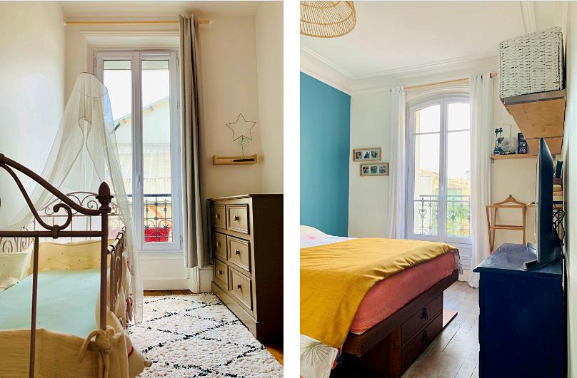 Vends appartement Levallois-Perret (92300) - 2chambres, 48m²