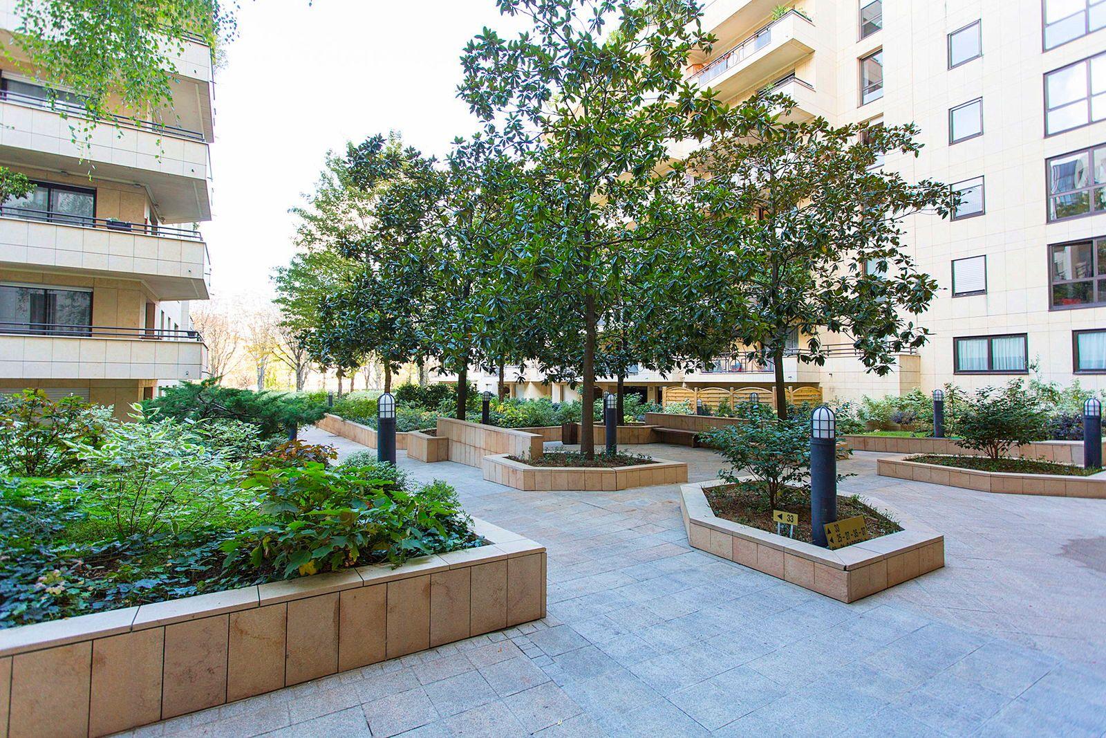 Vends appartement de 74m² - 2chambres - Levallois Georges Pompidou