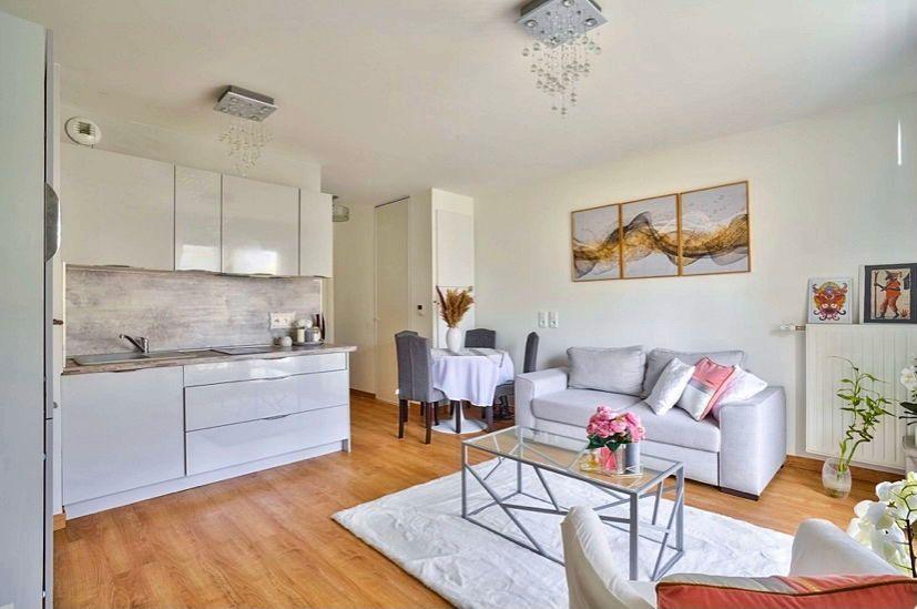 Vends appartement lumineux avec extérieur 43m² à Colombes (92) - 1chambre