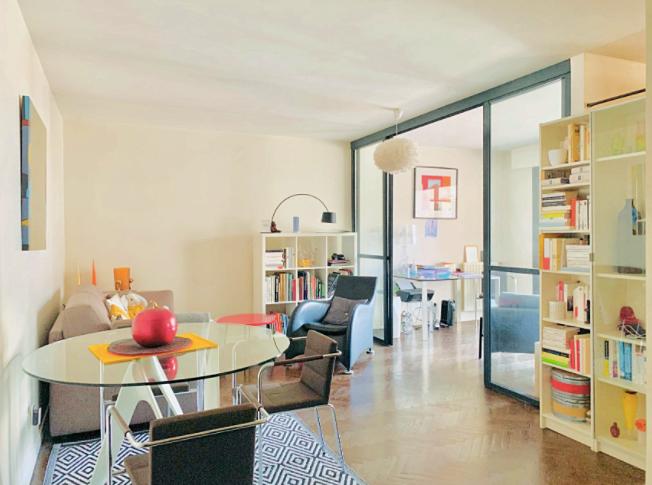 Vends appartement 56m² + cave + parking à Levallois (92)