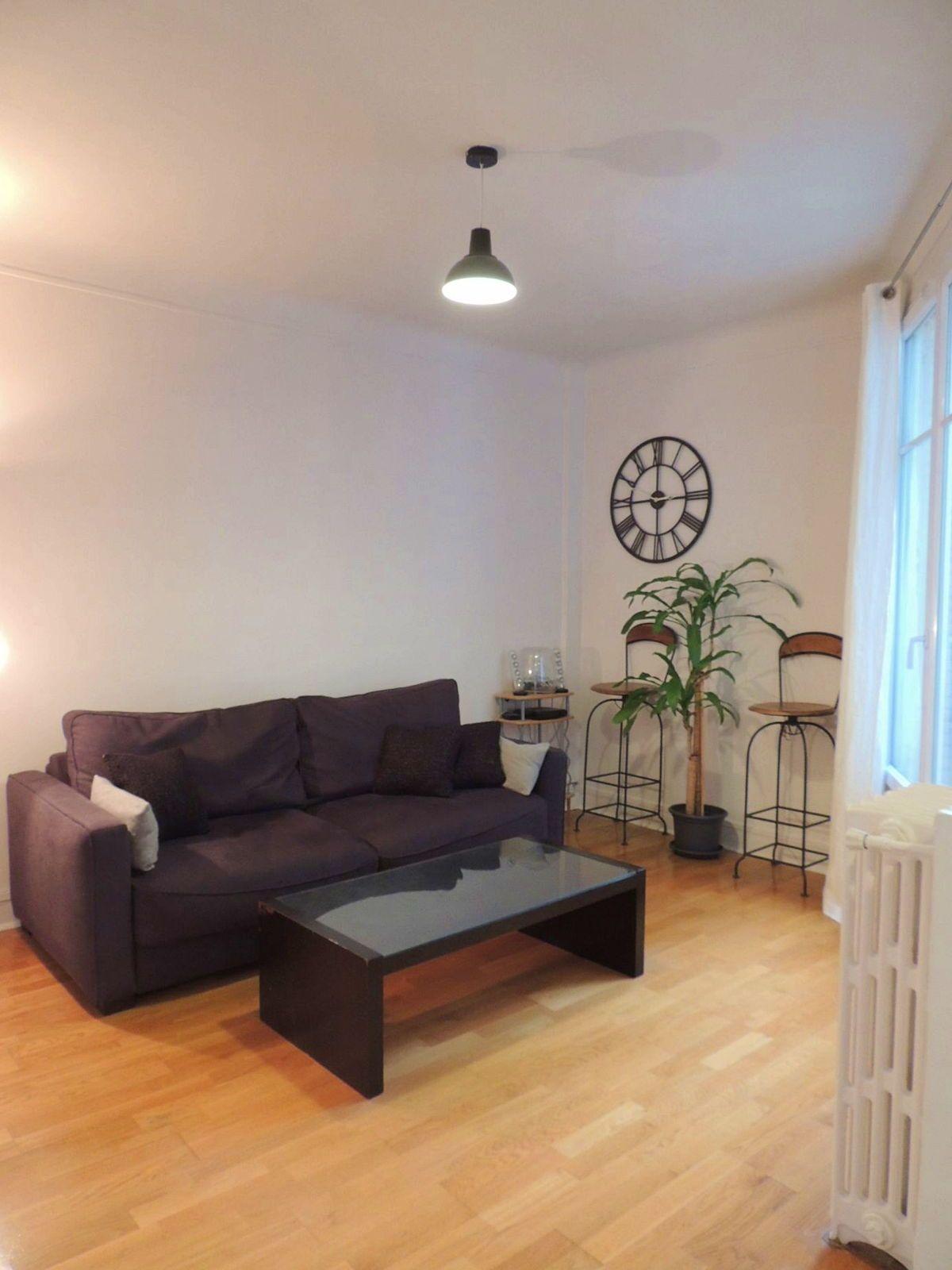 Vends appartement 3pièces 50m² à Asnières s/ Seine (92)