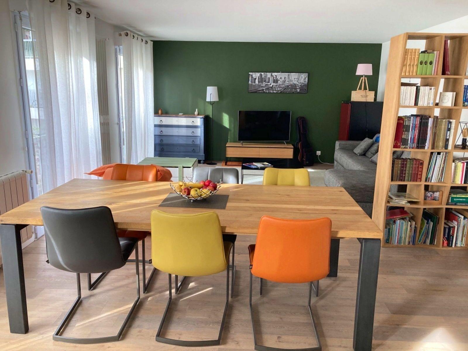 Vends appartement 3pièces 90m² centre ville, Rueil-Malmaison (92)