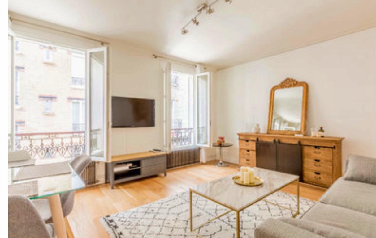Vends appartement 2pièces, 1chambre,43m², Levallois