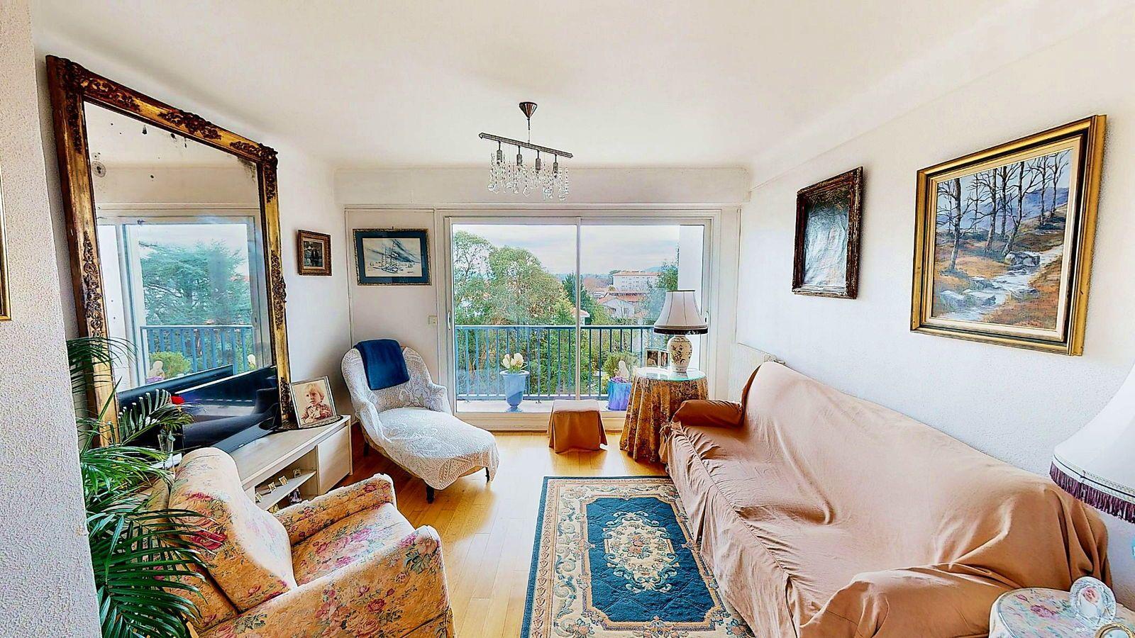 Vends appartement 120m² - 5pièces - 3chambres