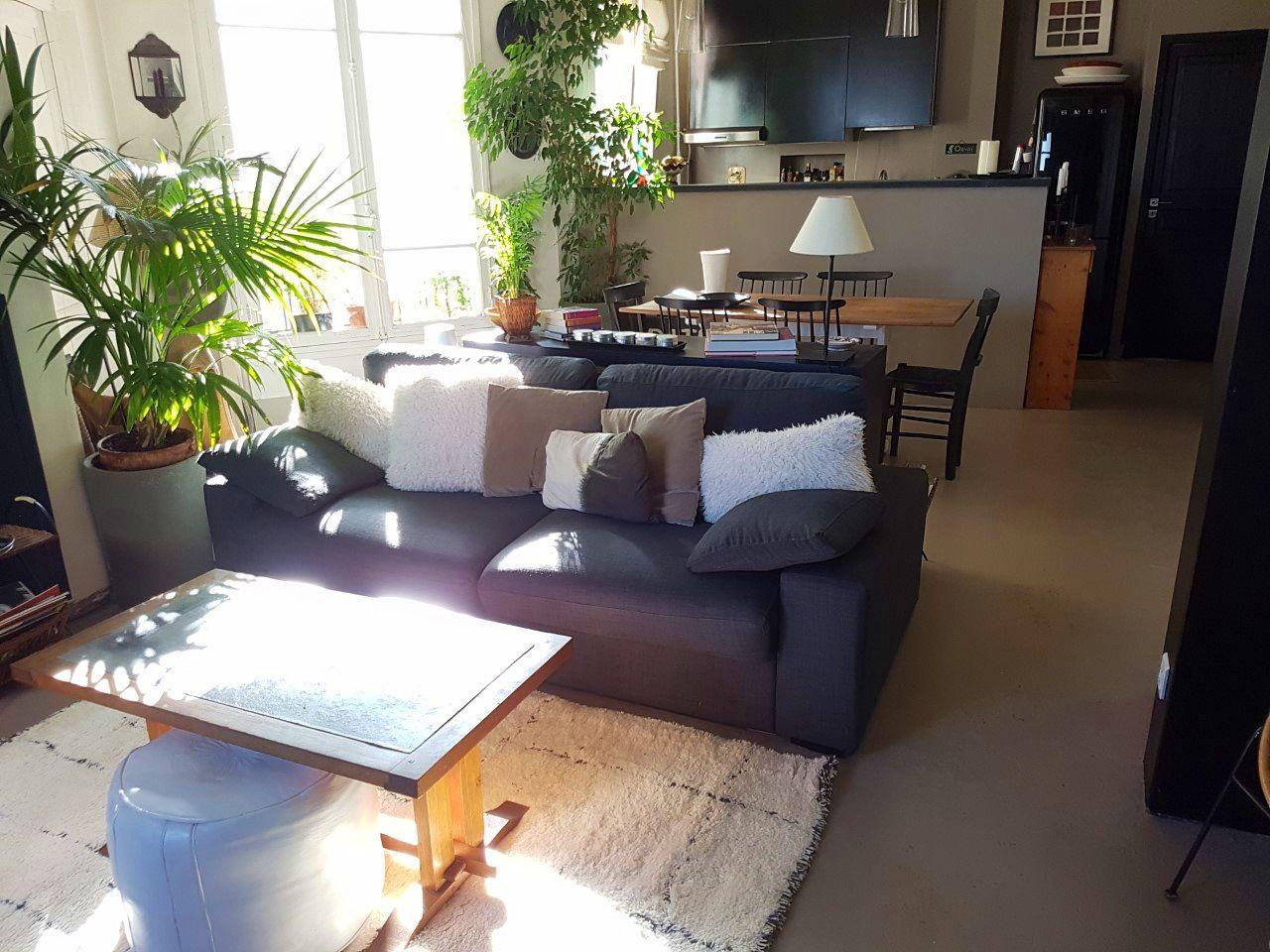 Vends appartement - 2chambres à St Mandé (94) - 77m²