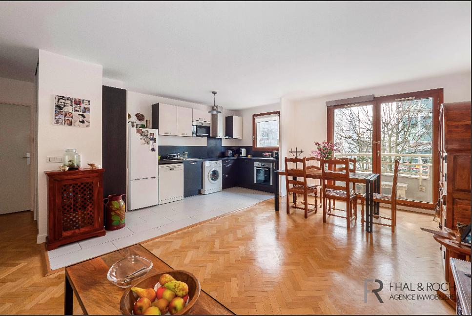 Vends Appartement 3pièces - 65m² - LEVALLOIS/GREFFULHE (92)