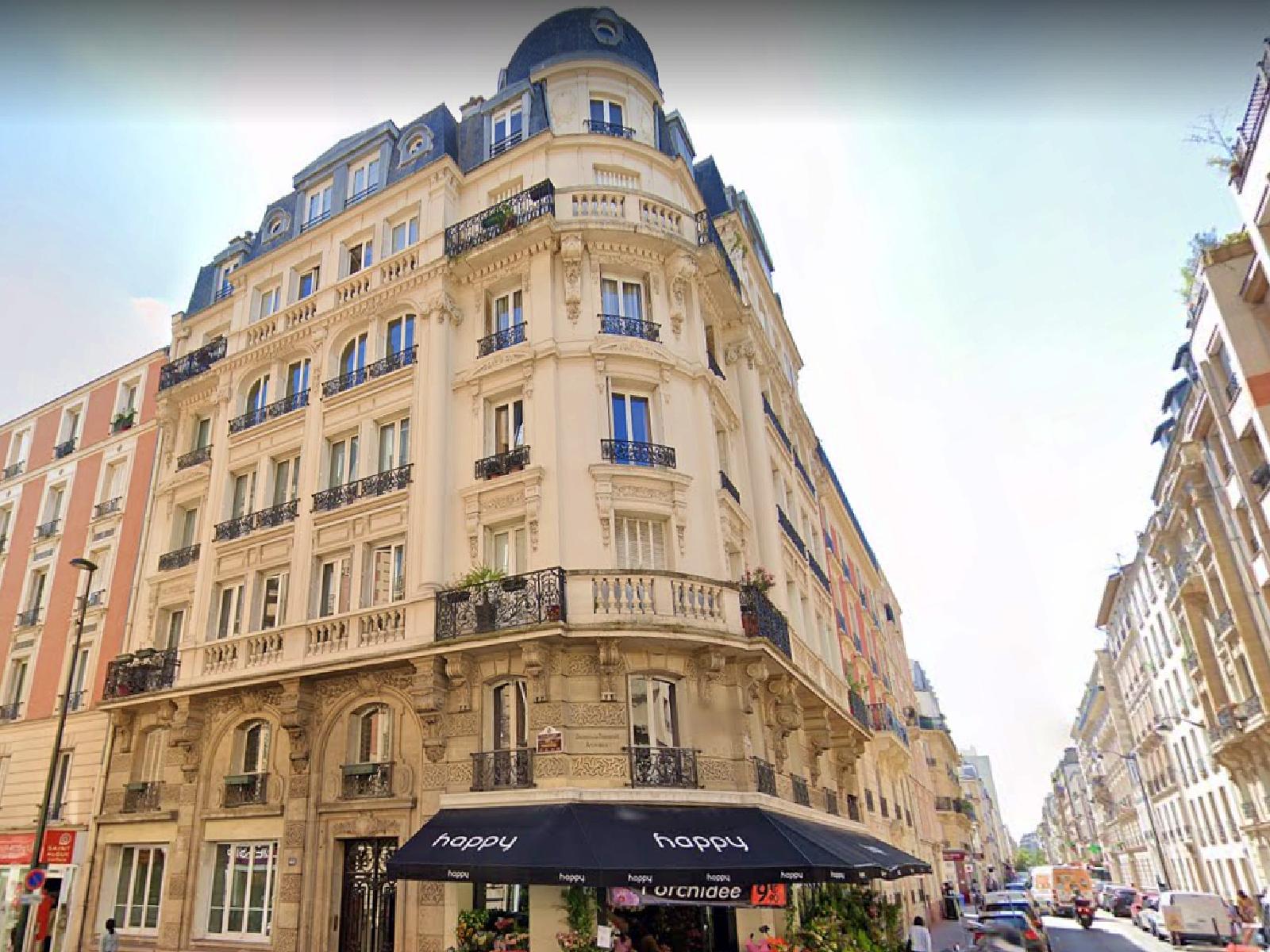 Vends Appartement 2pièces - 45m² Levallois-Perret (92)