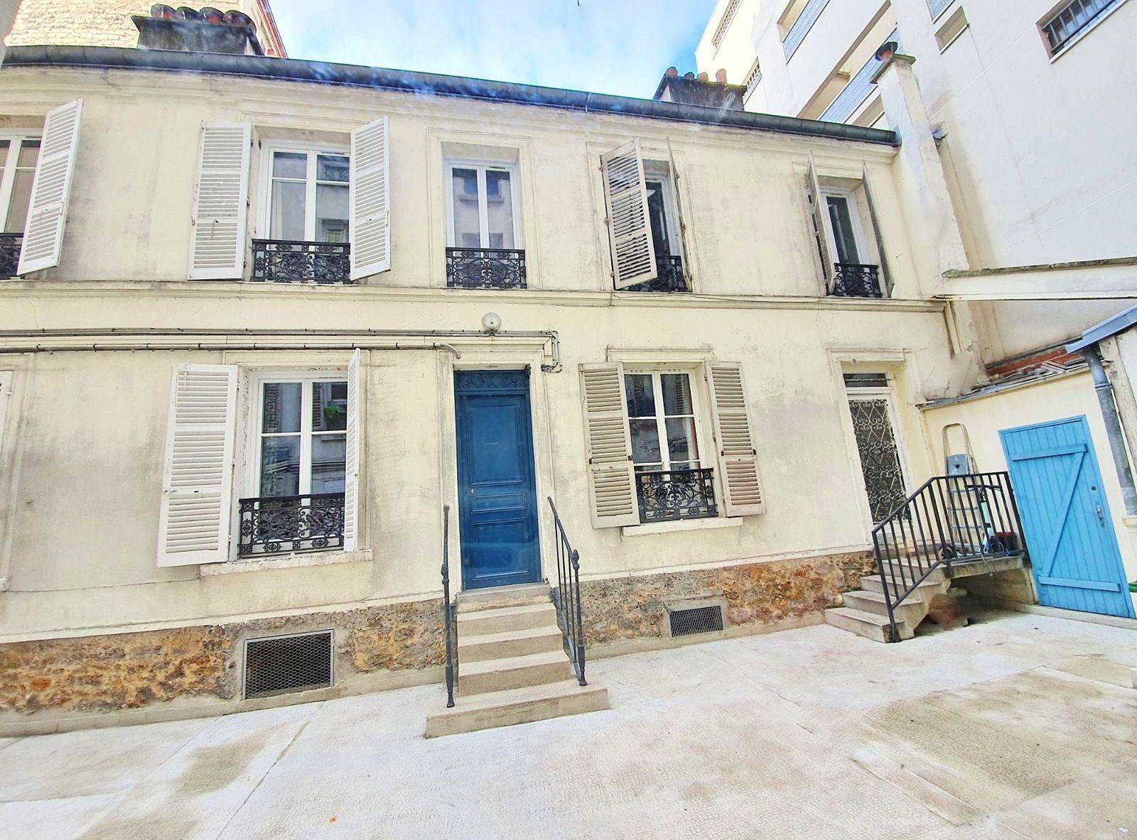 Vends appartement 2Pièces 33m² - Levallois Perret