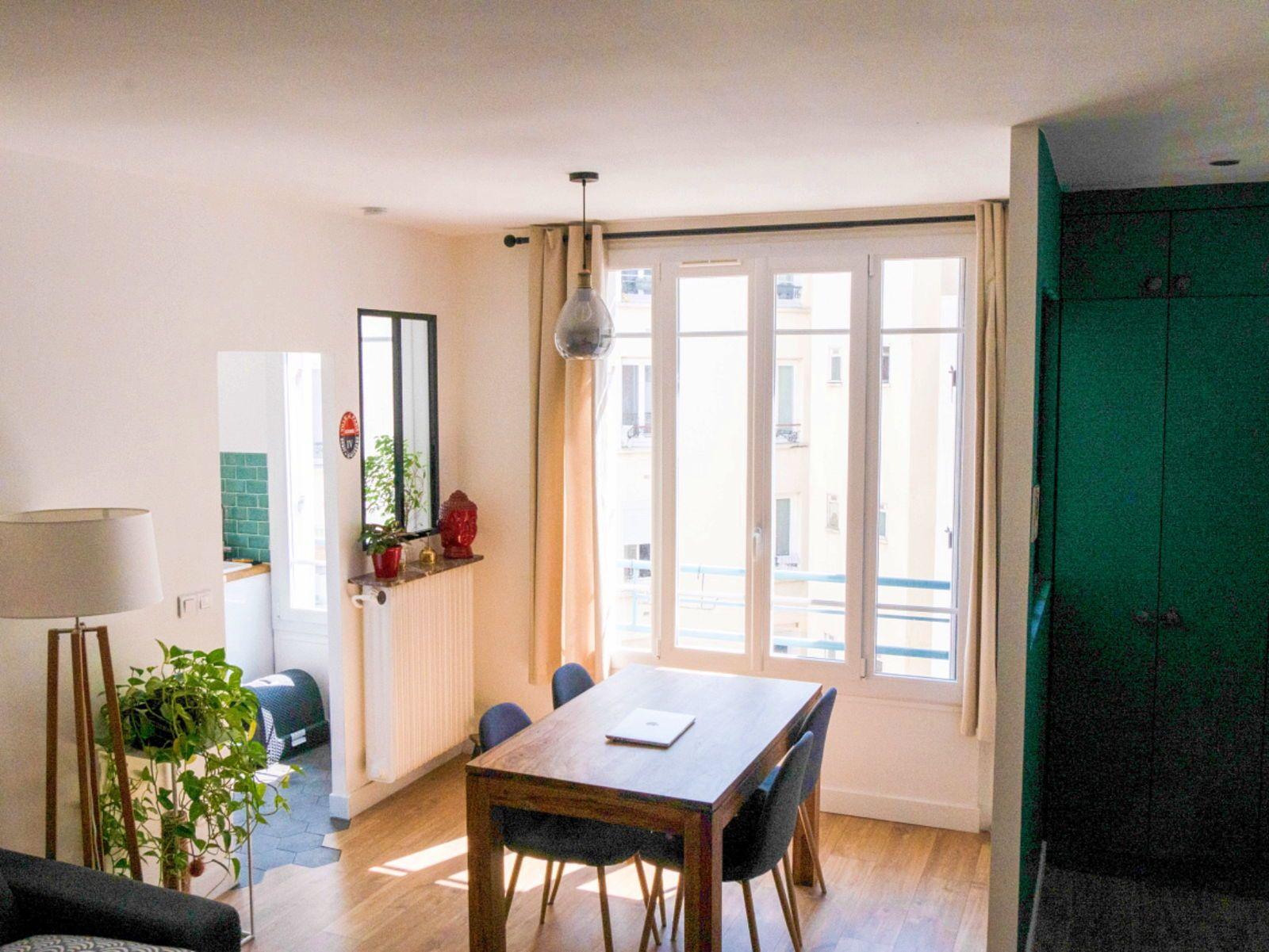 Vends appartement 3pièces de 69m² à Levallois-Perret