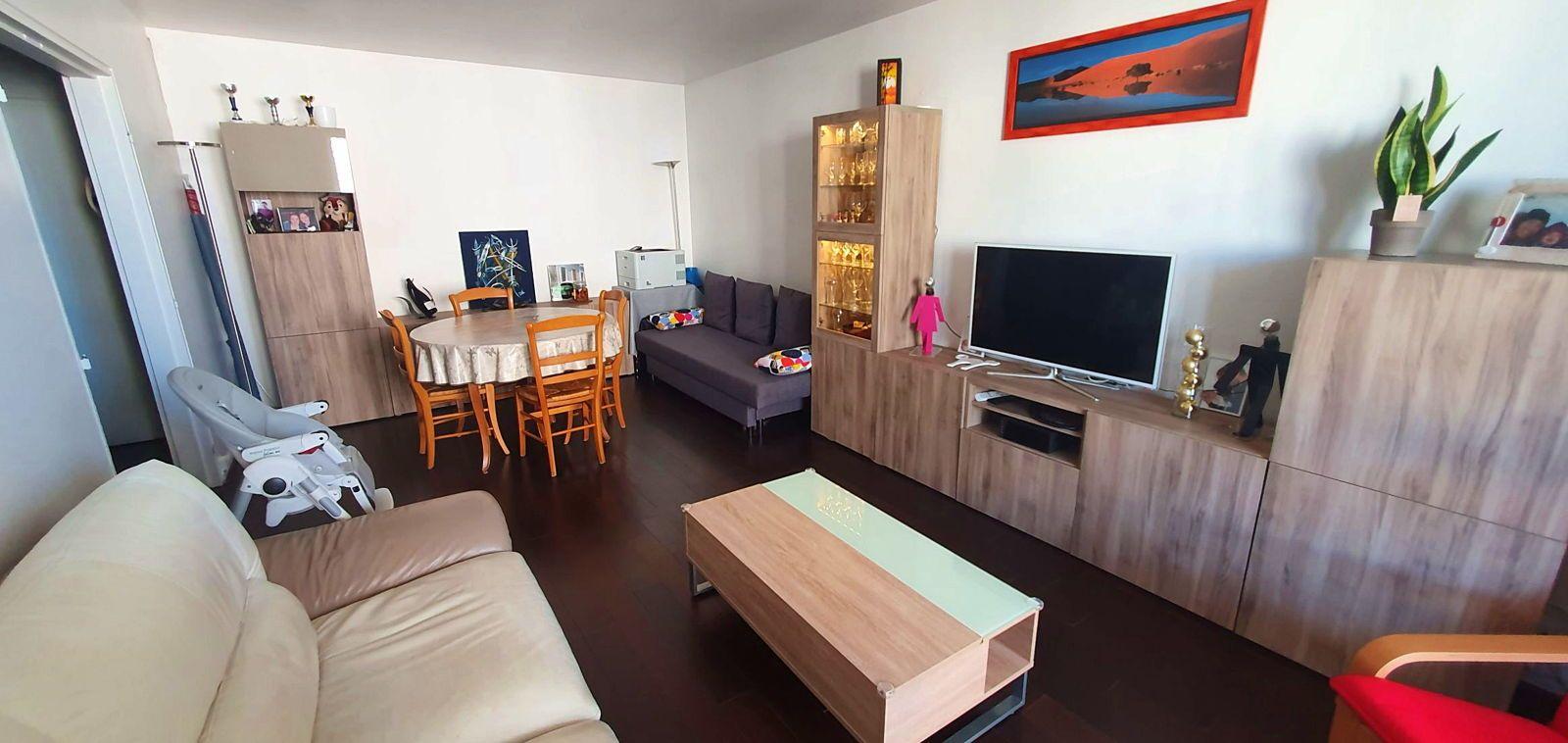 Vends appartement 3pièces 69m² + box + cave dans résidence arborée - Asnières-sur-Seine (92)