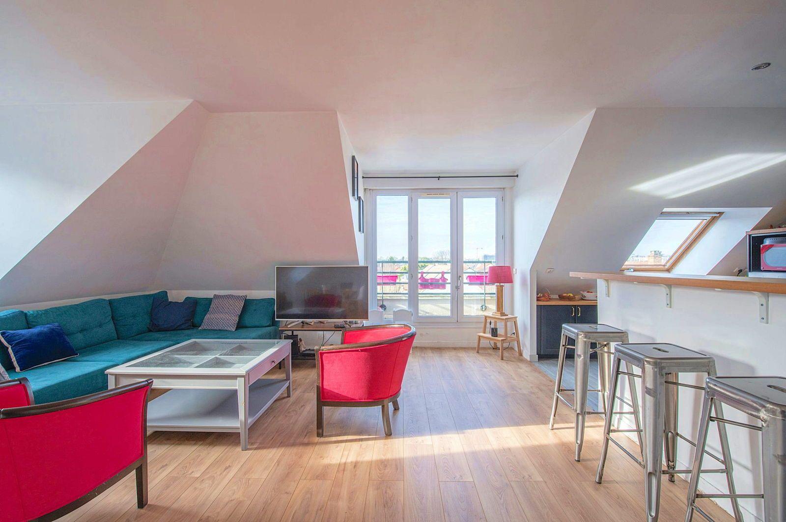 Vends Appartement 3/4pièces 90m² - 2chambres - Rueil-Malmaison (92)