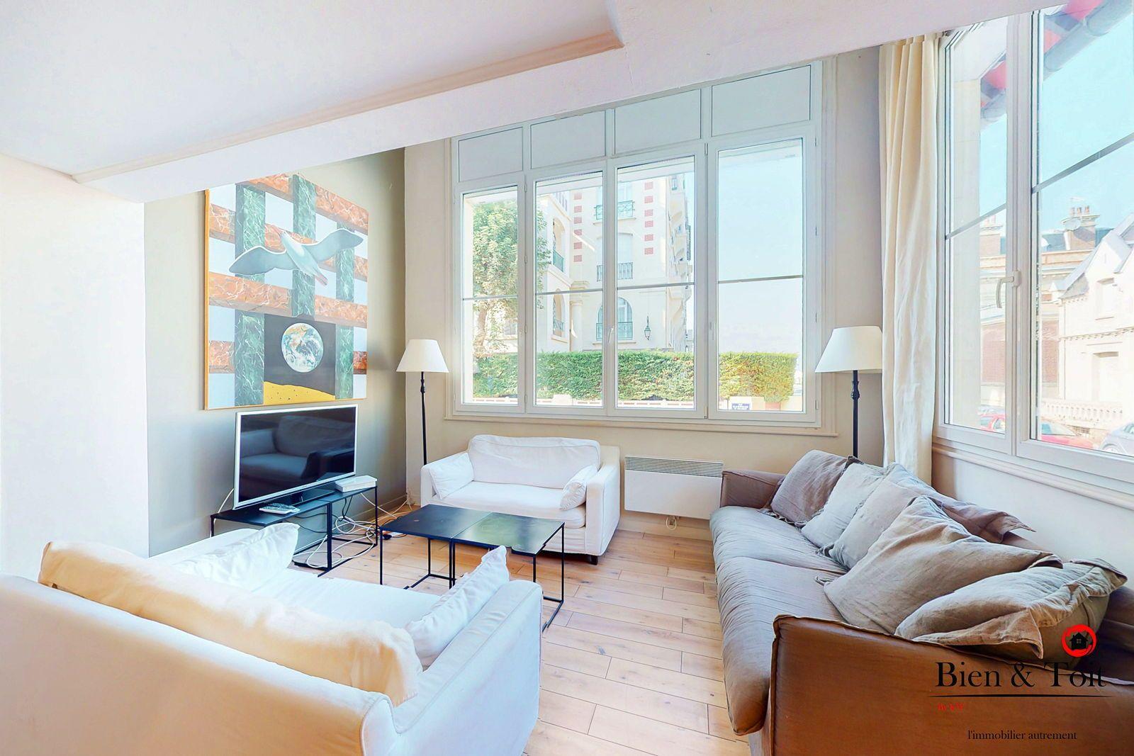 Vends Appartement Triplex Deauville (14) - 2-3chambres, 99m²