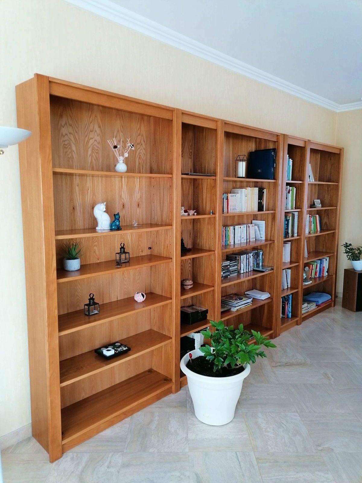 Vends bibliothèques collection Delphia Teinte T1