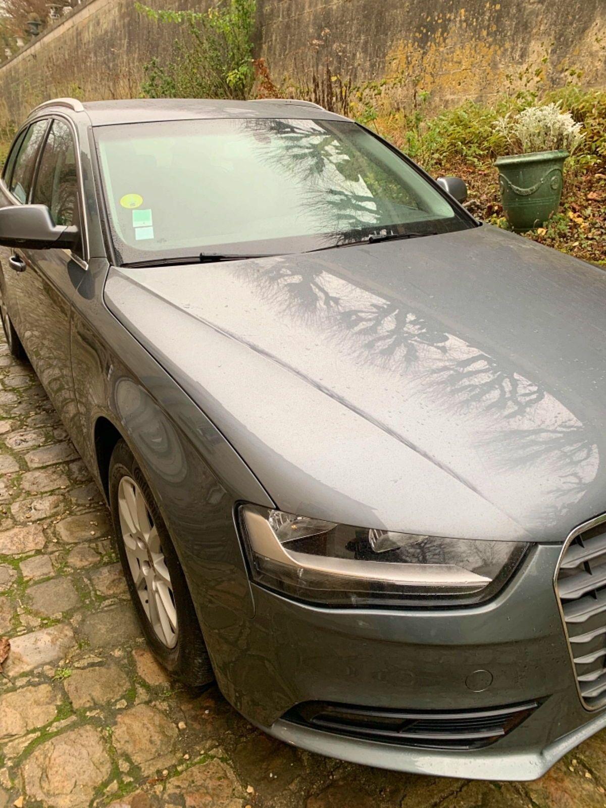 Vends Audi A4break - 2012, 157000km
