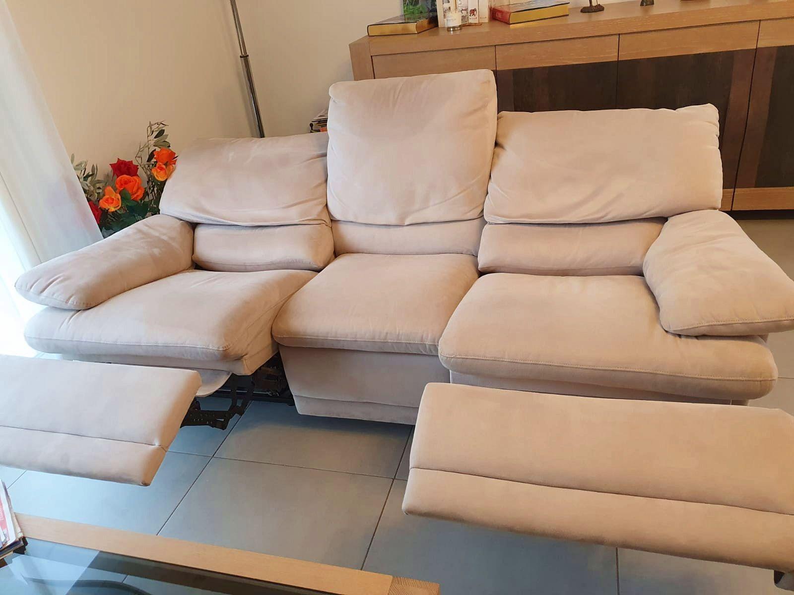 Canapé Natuzzi 3places