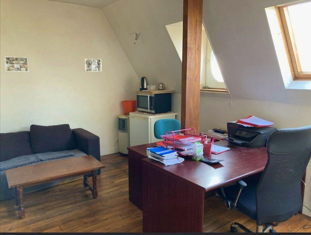 Vends chambre service 14m² Asnières Mairie