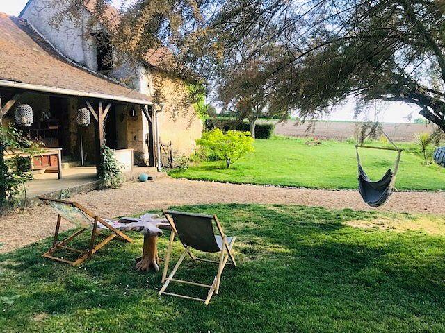 Vends charmante maison de campagne - La Flèche - Sarthe - 4chambres - Saint-Jean-de-la-Motte (72)