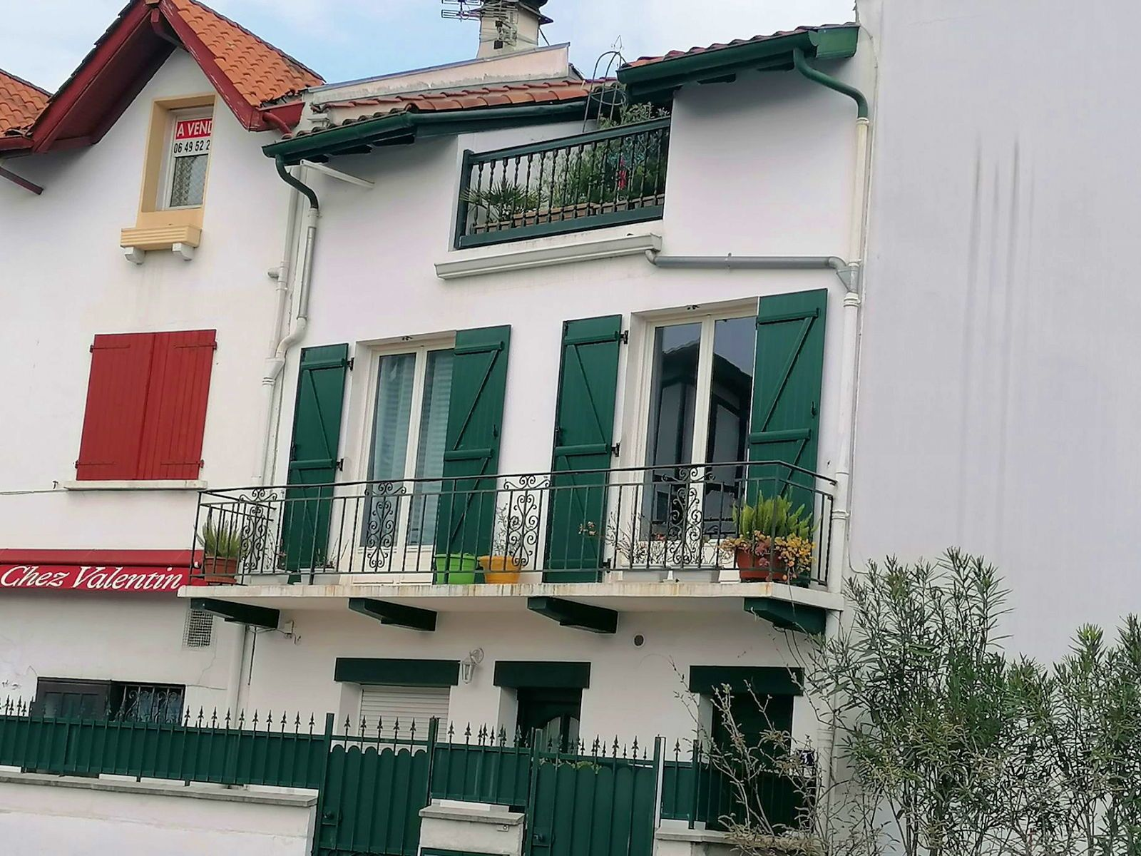 Vends appartement triplex 4pièces - 104m² - Ciboure (64)