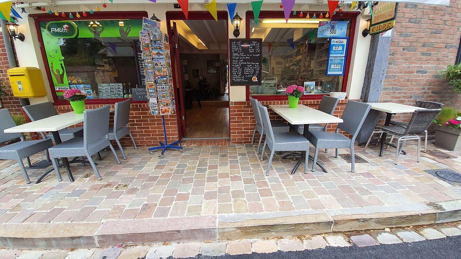 Vends fond de commerce dans petit village très touristique, Dozulé - 60m²
