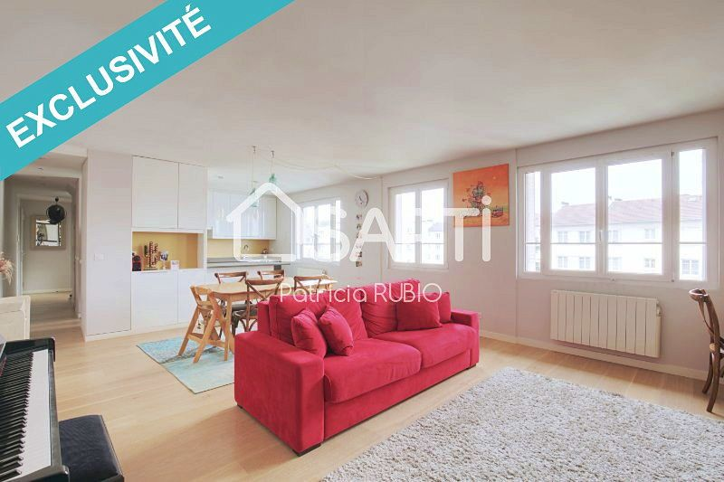 Vends Duplex F4de 123m² au sol centre ville de Rueil Malmaison