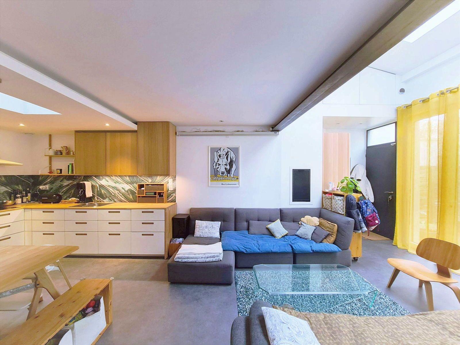 Vends loft en duplex 87m² + terrasse 24m² - Montreuil Centre Ville (93100)