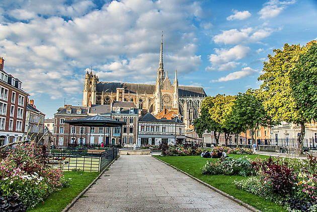 Vends immeuble Amiens (80) centre ville - 400m²