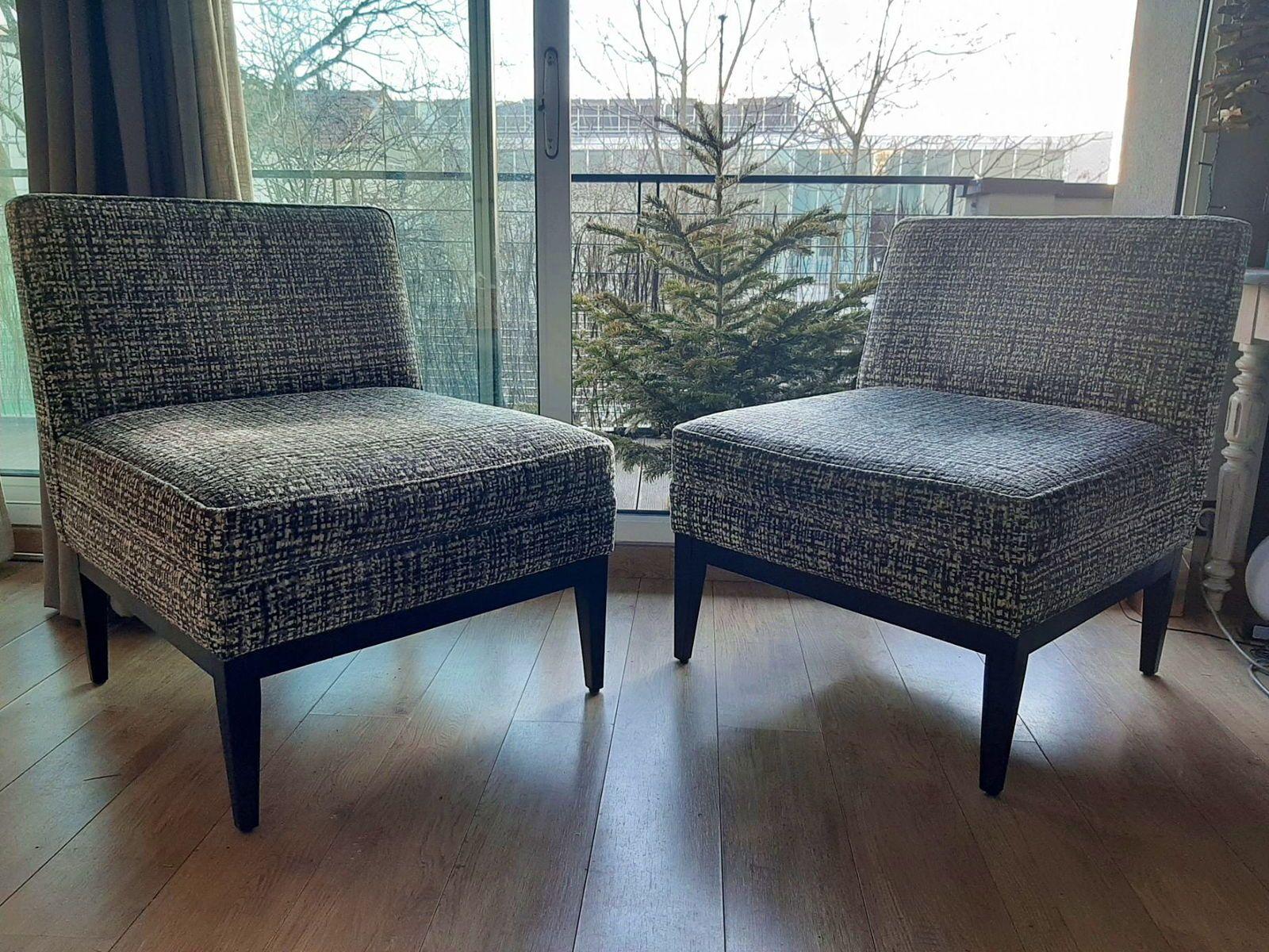Vends fauteuils Nobilis modèle Saint Honoré