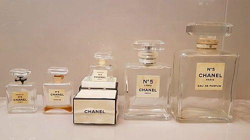 Vends flacons parfums de marques
