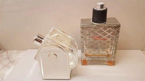 Je vends flacons parfums de marques HERMES et YSL