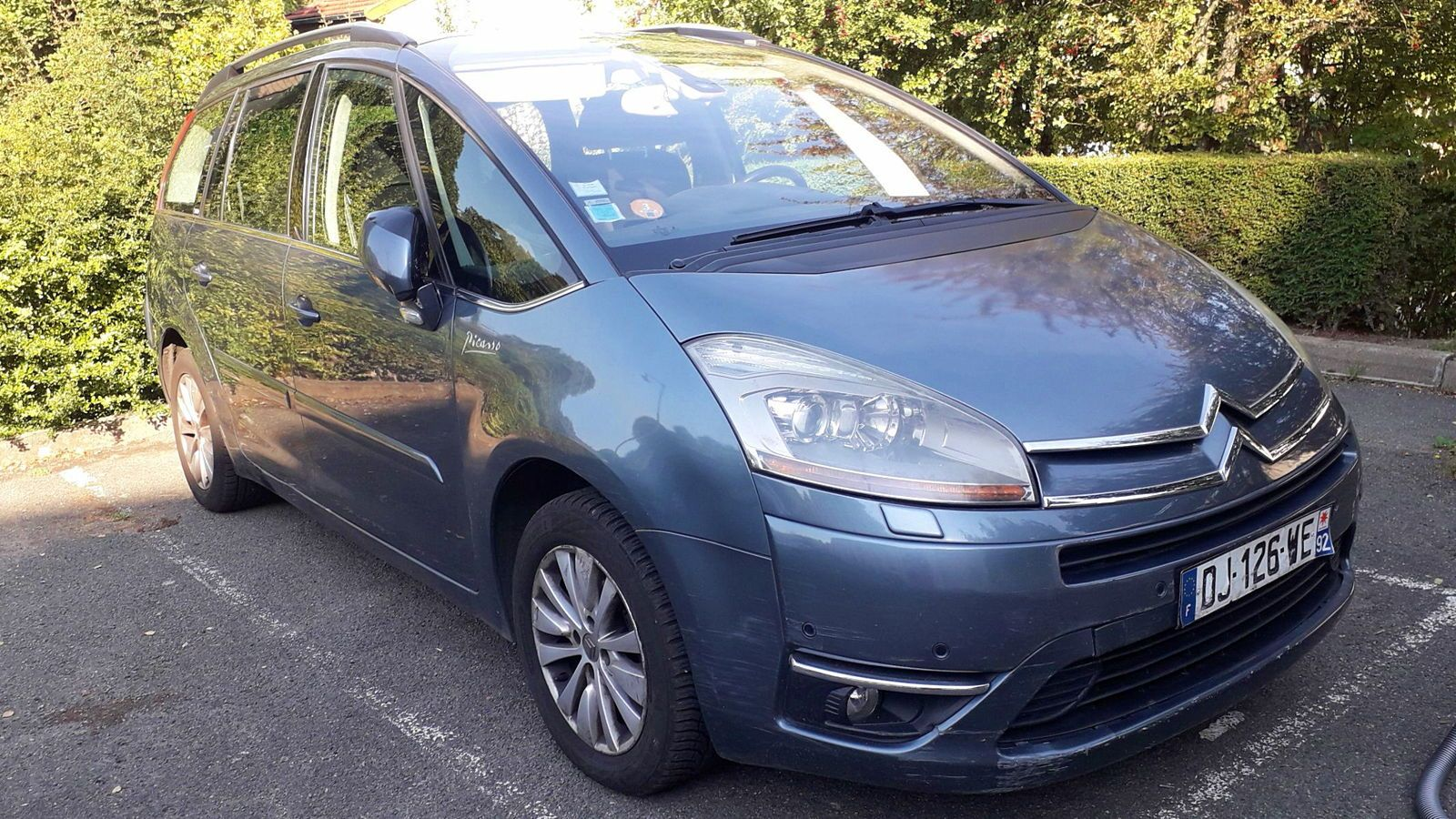 Vends Grand C4 Picasso, diesel, 138 ch, 2008, 265 525 kms