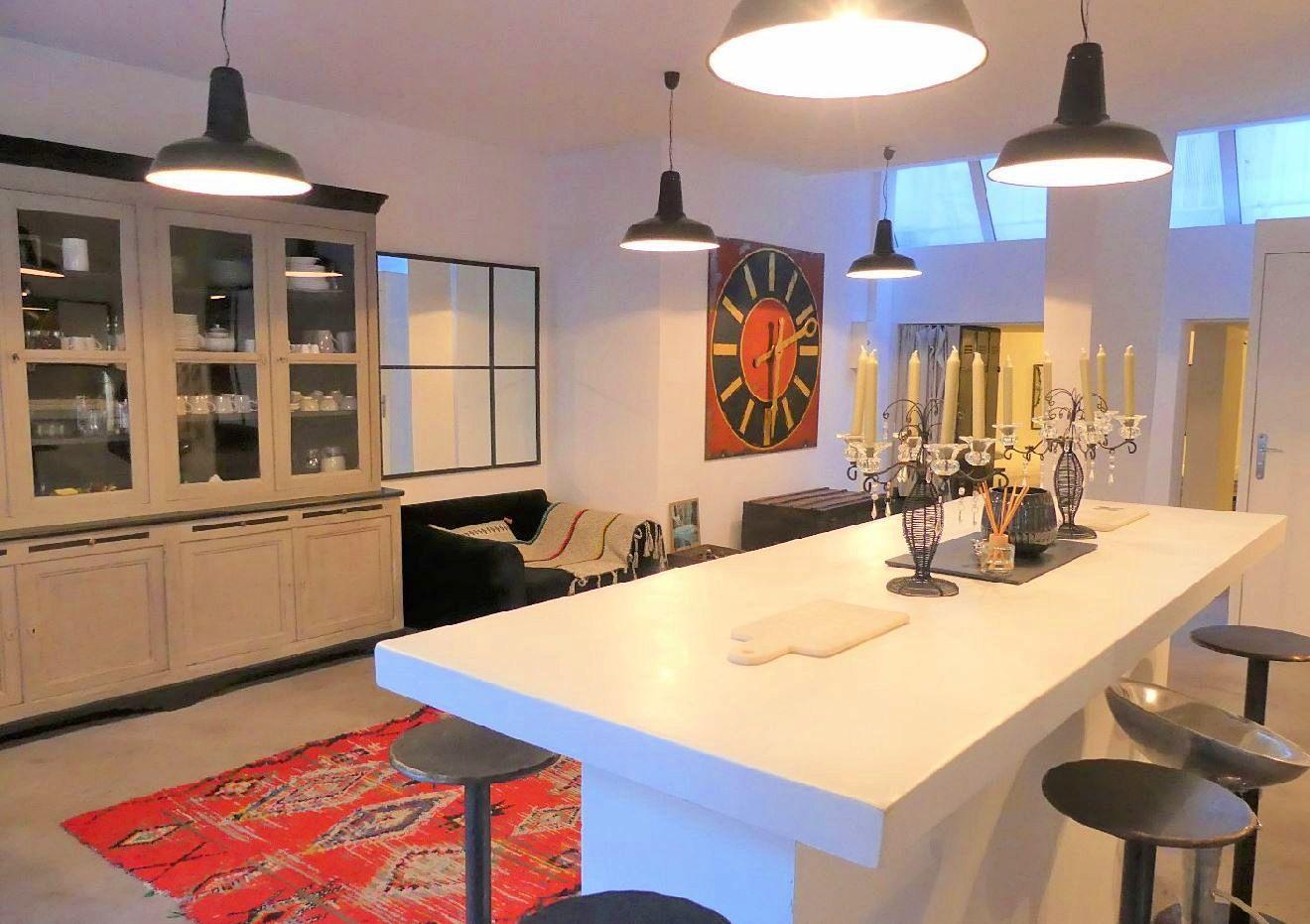 Vends bel appartement 80m² à Trouville sur Mer