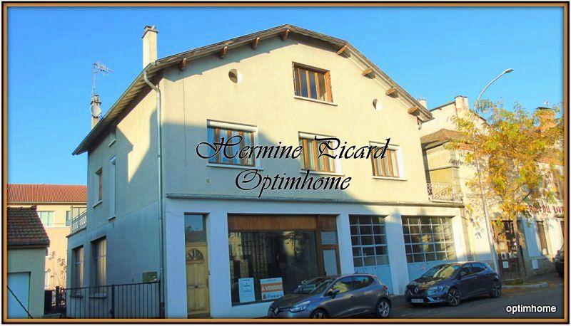 Vends grande maison de 200m² - 5chambres - Ambert (63)