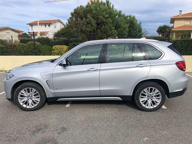 Vends BMW X5E (hybride rechargeable), 88200km, parfait état - 2015