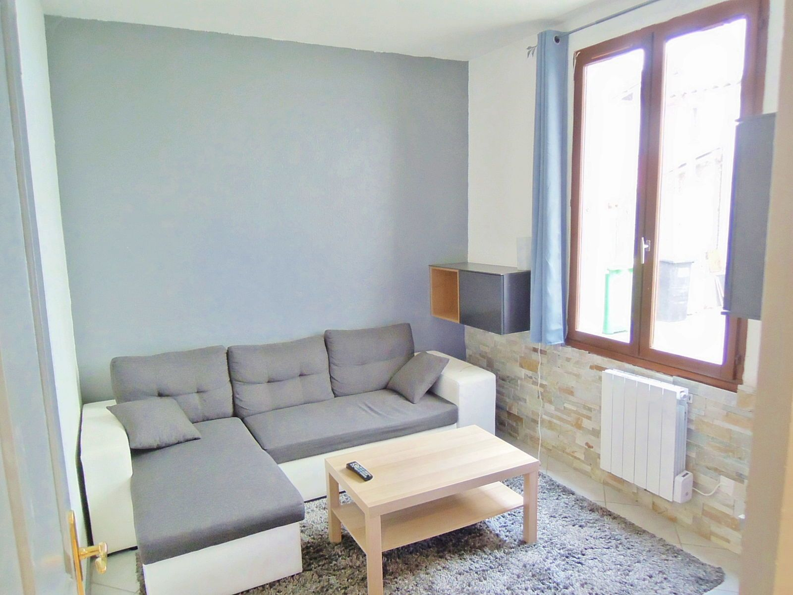 Vends appartement F2idéal colocation Grenoble Claude Genin - 40m²