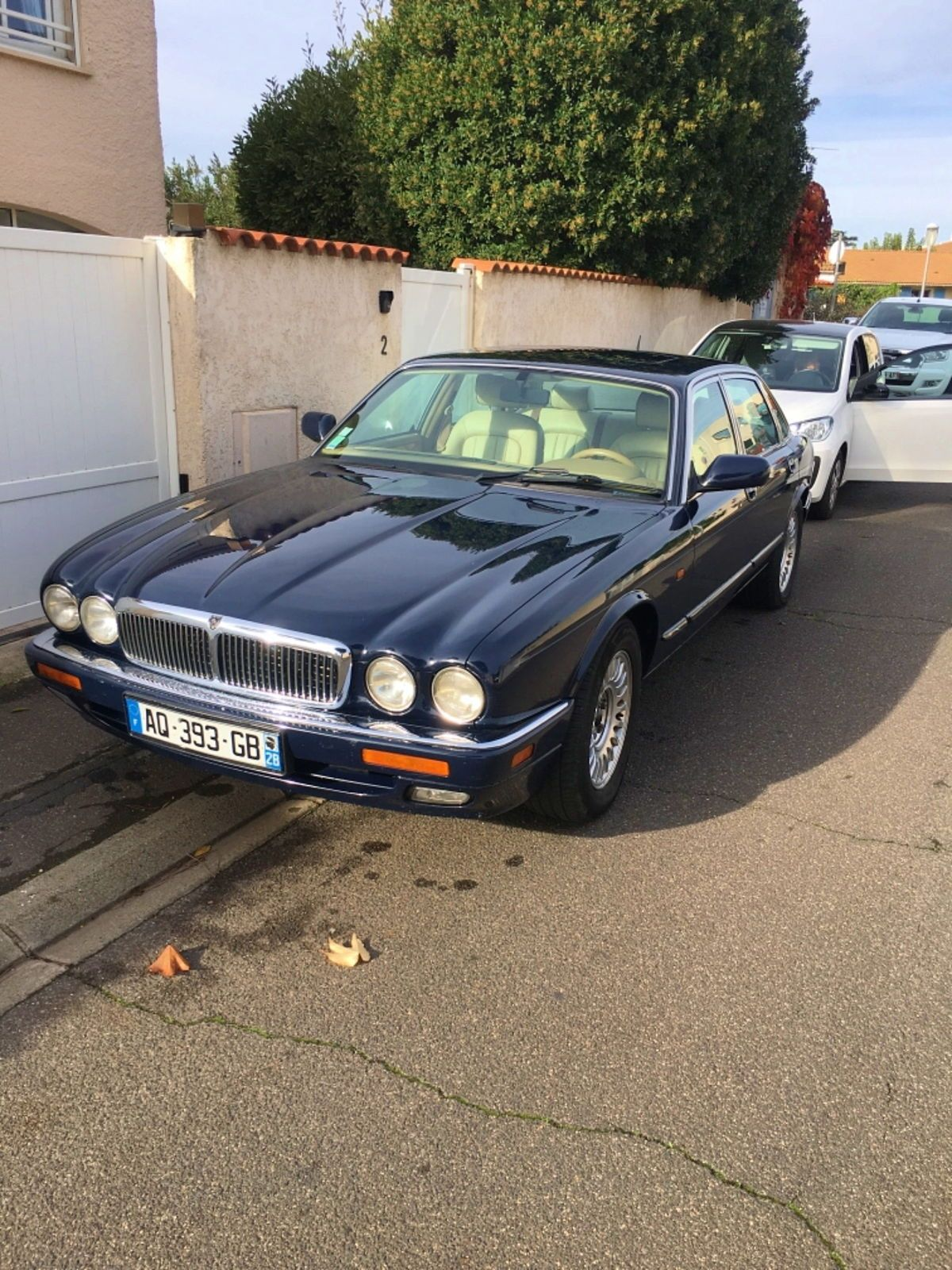 Vends Jaguar sovereign