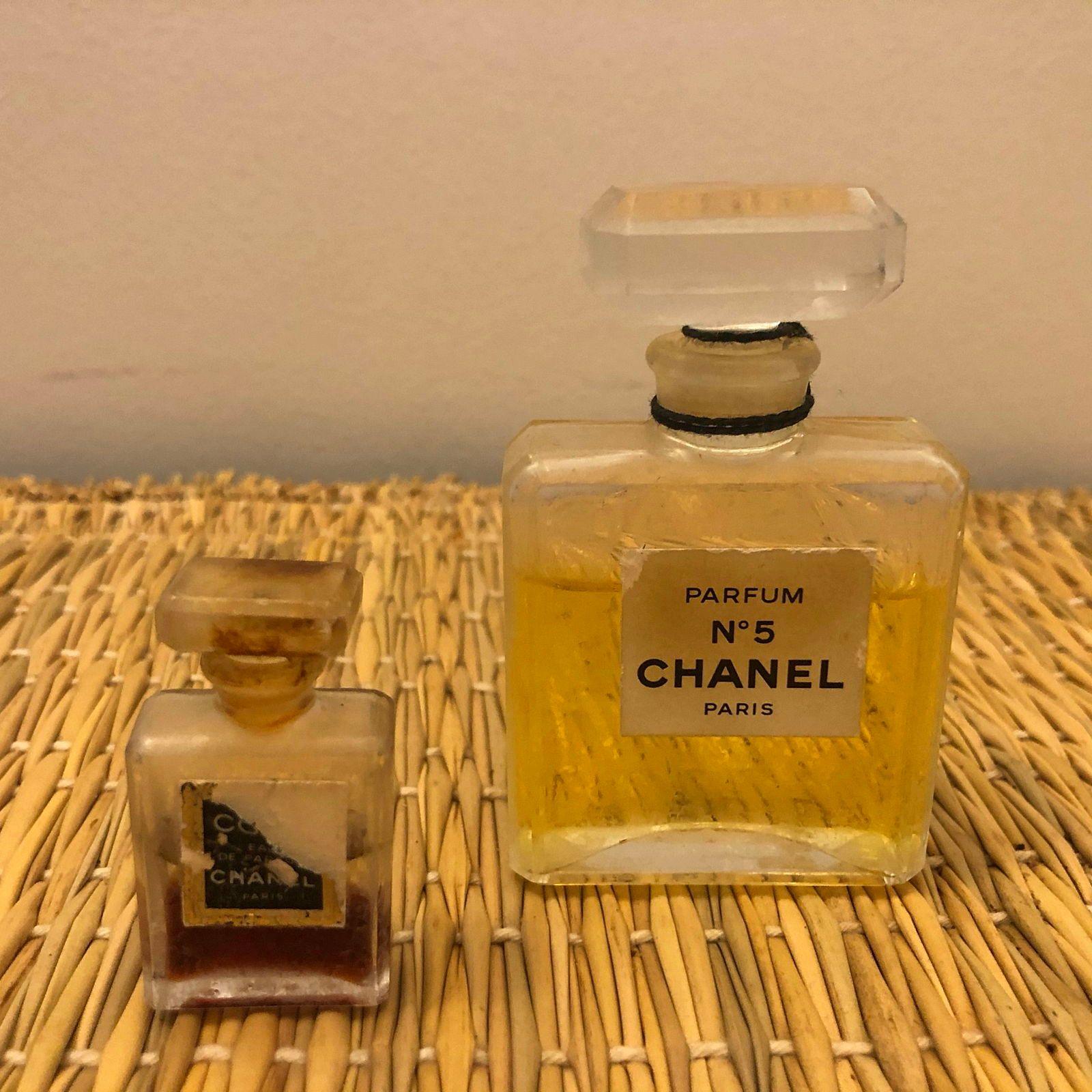 Vends très jolie flacon Chanel n°5