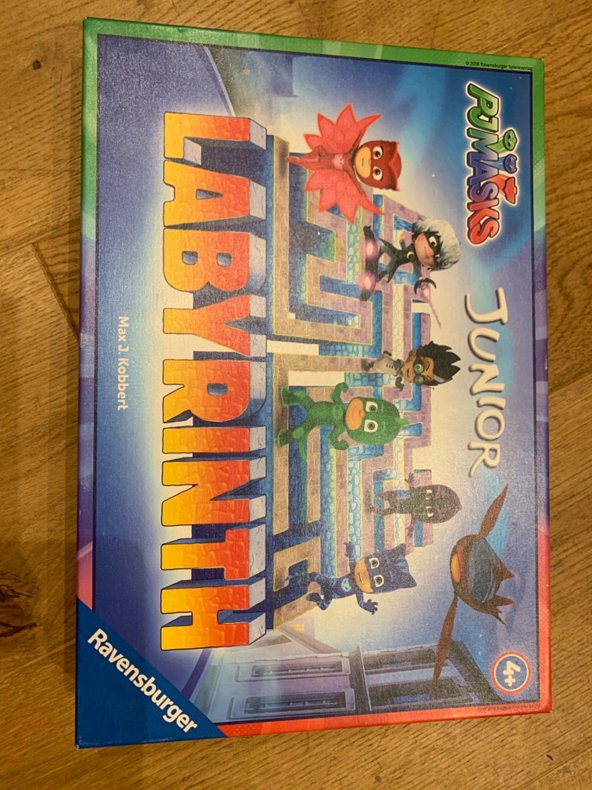 Vends jeu Labyrinthe PJMASKS