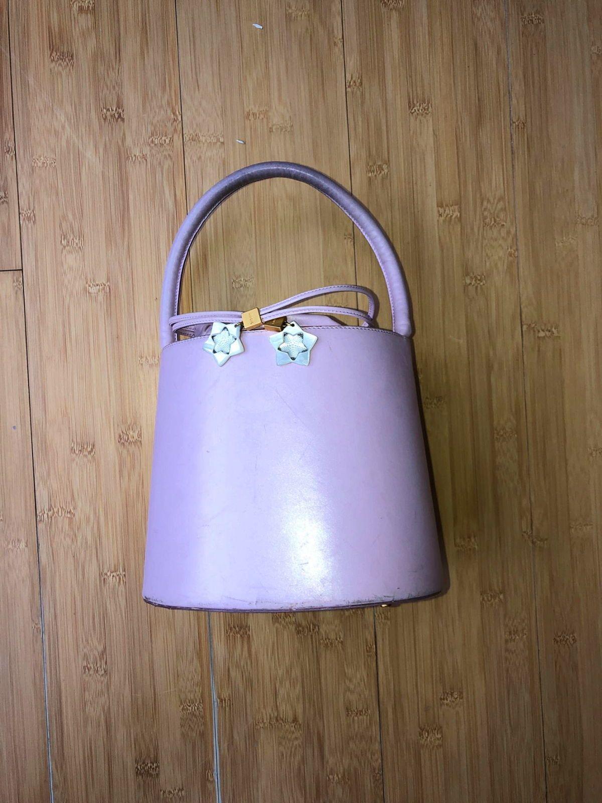 Vends Sac à main en cuir Lalique