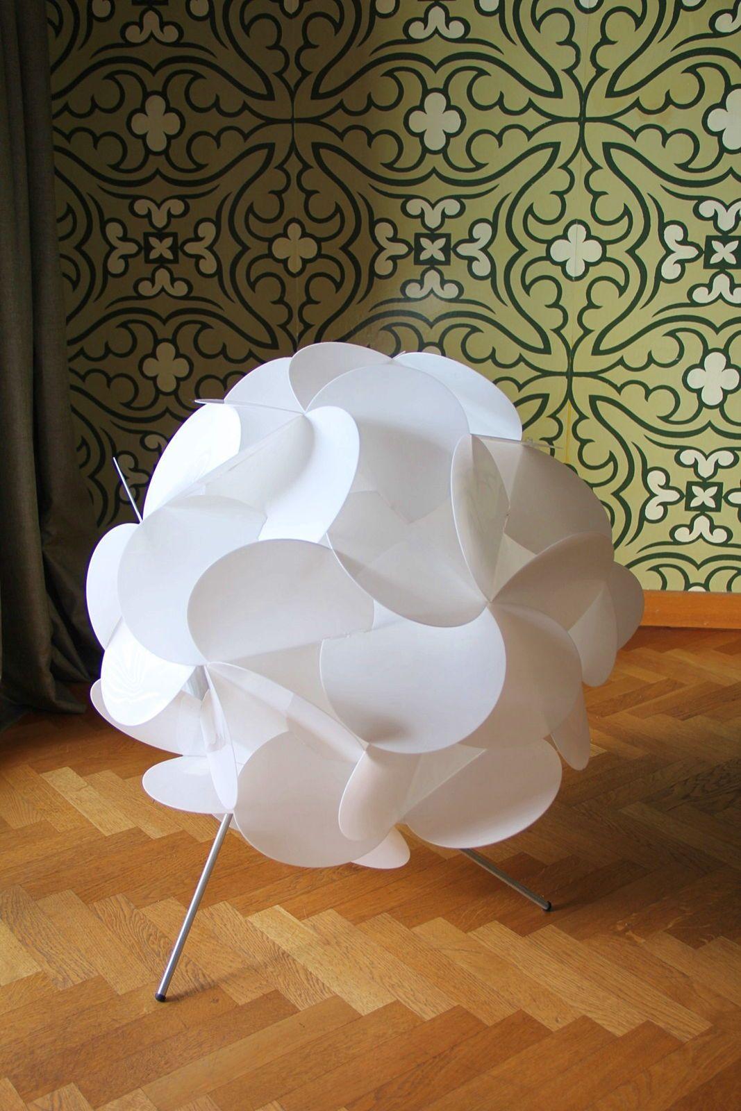 Vends Lampadaire IKEA - Blanc