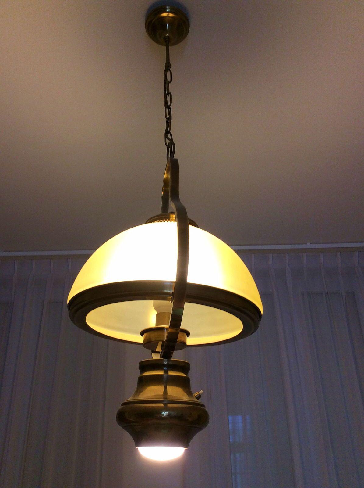 Vends deux lampes double éclairage