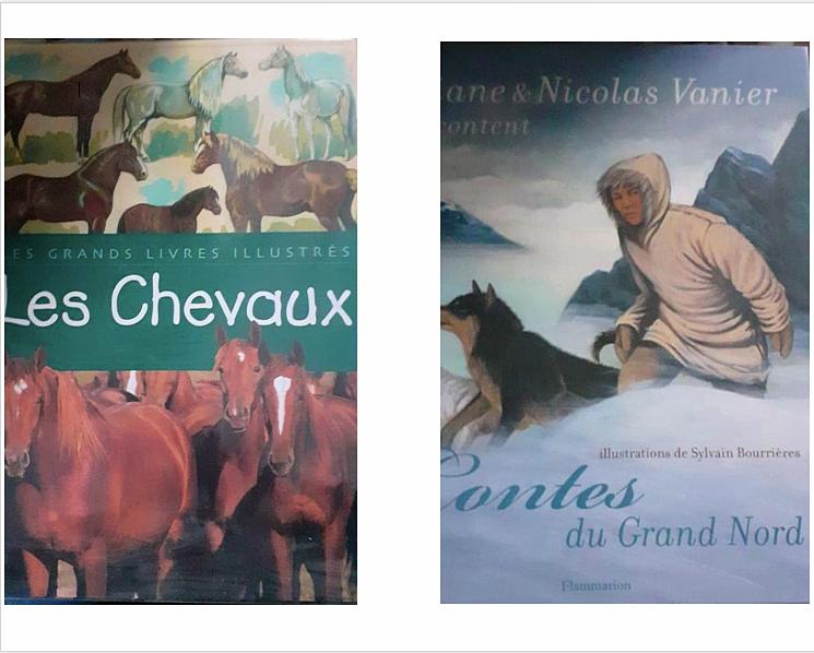 Vends Livres Thème Nature/Animaux