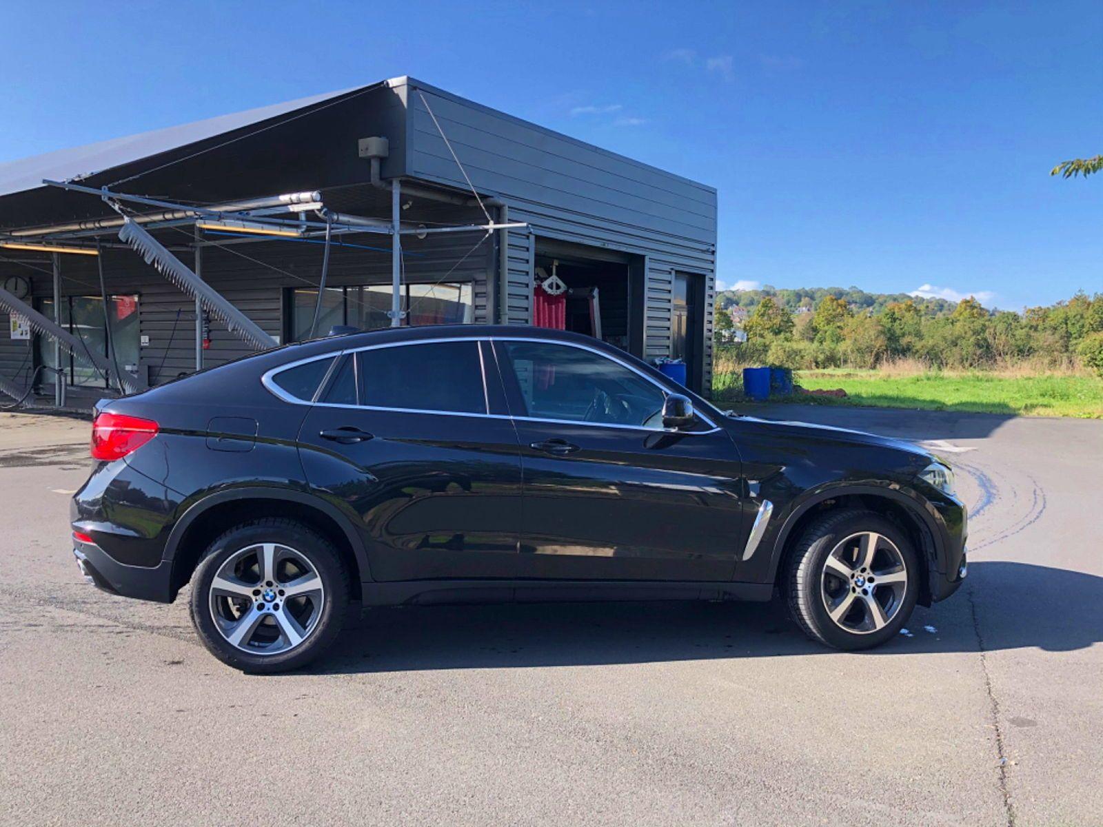 Vends BMW X6F1630Dx Lounge Plus - 2015, 99800KM