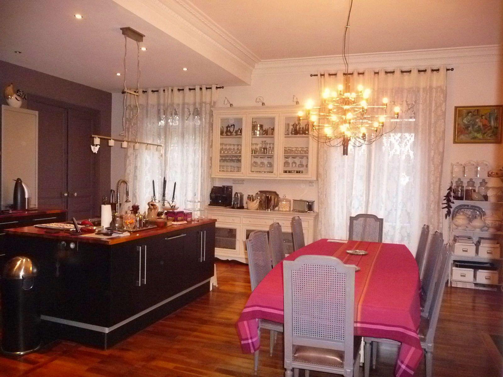 Vends magnifique appartement 190m² plein centre de Grenoble - 4chambres