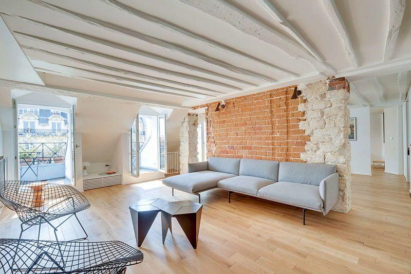 Vends magnifique 4pièces très moderne et lumineux en étage élevé Paris