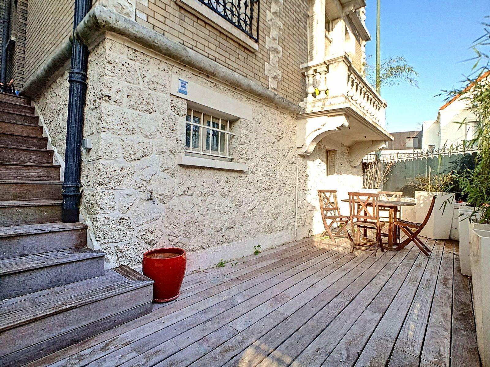 Vends Maison Asnières BAC 150m² 4/5chambres
