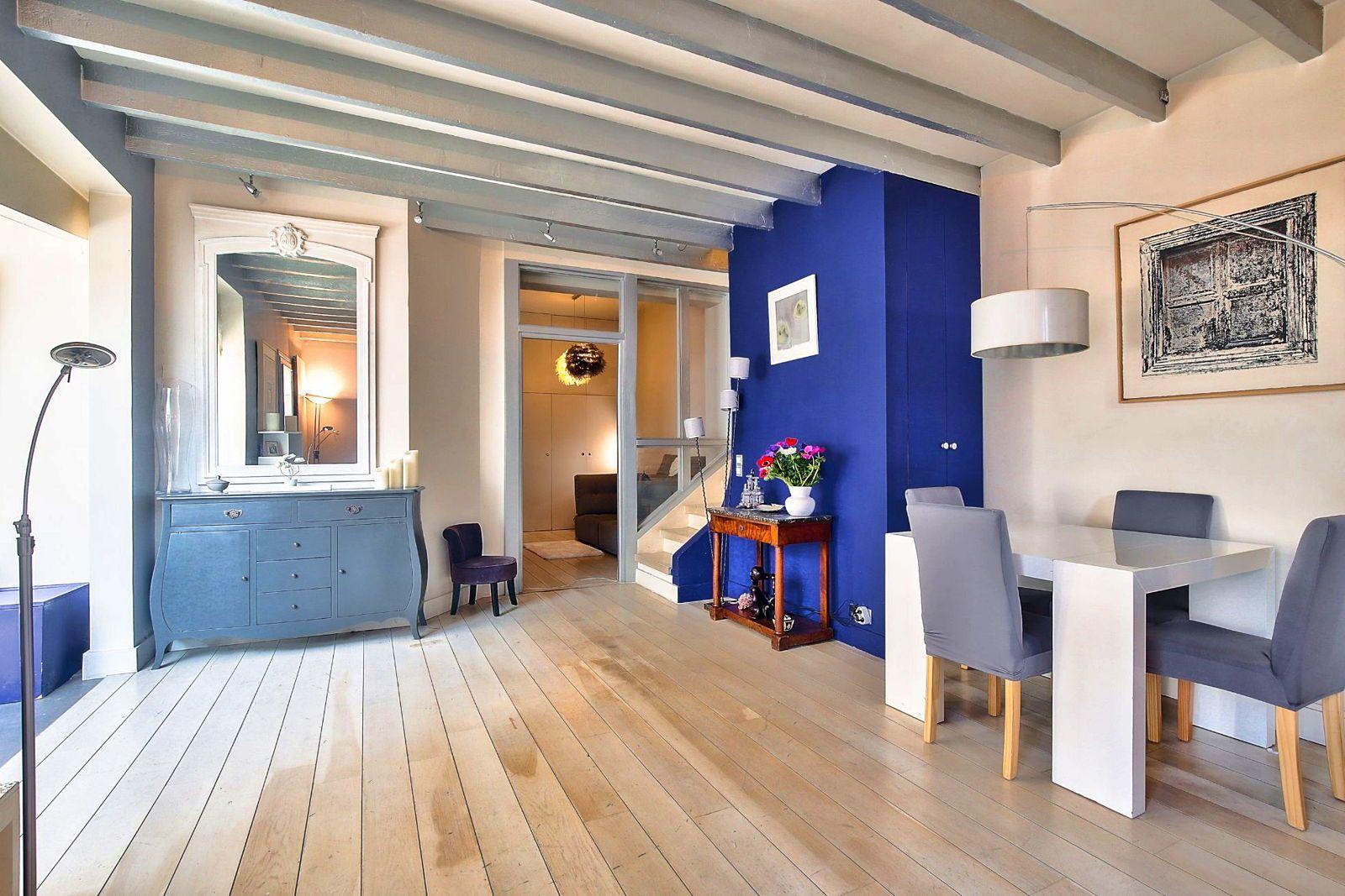 Vends maison de 83m², 3CH, Rue du Château à Boulogne-Billancourt